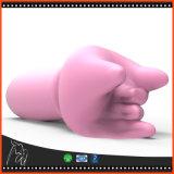 クリトリスのシリコーンの猫のバイブレーターの性のおもちゃのためのGの点のバイブレーターの新しいDildo