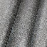 衣服のアクセサリのNon-Woven担保付きの薄く柔らかく白いライニング