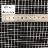 Maglia resistente 5X5mm, 3X3mm, 2.75X2.75mm, 2X2mm della vetroresina dell'alcali di Xinma