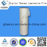 極度の結合の印刷のためのデジタル熱薄板になるフィルム(35mic光沢及び35micマット)