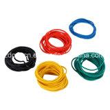 O-ring van de Verbinding Viton/FKM/Neoprene/Nitrile/Silicone/PU van diverse Grootte de Zwarte Rubber