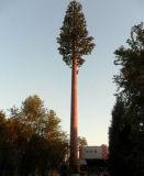 ごまかされた電気通信タワーのためのやし葉状体