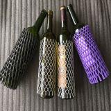 Proteção para o vinho e frutas EPE Malha da Luva de espuma Net