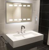 빛을%s 가진 고품질 LED 목욕탕 미러 미러