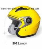 点Apprivedの開いた表面Cascoのオートバイの大人のヘルメット