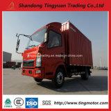 China Mini superventas Van Truck con alta calidad