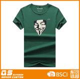 남자의 형식 스포츠 착용 t-셔츠