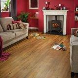 """6"""" из естественной древесины в силу Lvt самоклеящаяся виниловая пленка ПВХ щелкните плитками на полу"""