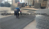 Fabbricazione galvanizzata della casella della rete metallica di Gabion