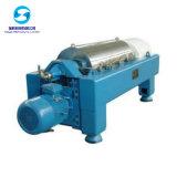 защита окружающей среды маслоотделителя с помощью центрифуг для обезвоживания осадков