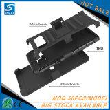 Schroffer Kickstand Klipp-Pistolenhalfter-Kasten für Samsung S8 plus