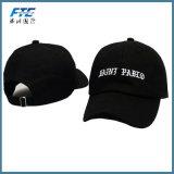 Baumwollkundenspezifischer Hüte Soem-Baseball-Hut 100%