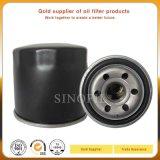 Filtro de petróleo 15601-87703 da boa qualidade com cor preta
