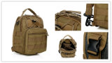 Multicolores Fãs militares Outdoor Tactical Chest Pack Shoulder Messenger Bag