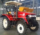 Venta caliente hecha China 90CV Tractor 4WD