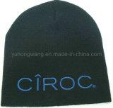 Le chapeau/chapeau de crâne tricotés parhiver, façonnent le Beanie chaud