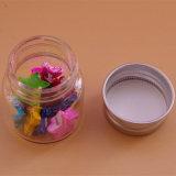 Venda por grosso de vidro de 60 ml frascos de jarros de tubos de Ervas Especiarias