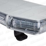 Lower White/Amber/Red/Blue IP67 745/1204mm 6.5/10A DC 12V Slim Ambulance/Fire Truck Lightbar