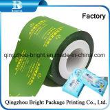 Commerce de gros d'impression écologique coloré BOPP Rouleaux de film d'emballages stratifiés en plastique