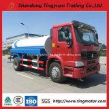 Camion del serbatoio di acqua di Sinotruk HOWO con il prezzo basso