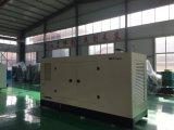 400kVA ISOはプラスチック製造所のためのディーゼル生成セットを証明した