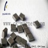 Ck에 의하여 소결되는 알파철 자석 F2.0*2.0*1mm