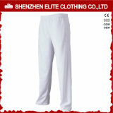 Homens Brancos Quick Dry barata Cricket Pants