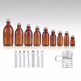 botella de cristal por encargo 100ml (NBG09)