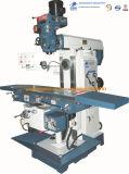 CNC 금속 3개의 축선 Dro 회전대 헤드를 가진 X6336clw-2 절단 도구를 위한 보편적인 수직 포탑 보링 맷돌로 간 & 드릴링 기계