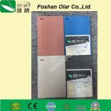 Professionnel de fibre de ciment étanche extérieur/ panneau de revêtement de façade