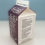 500 мл молока, сок, уксус, вина, вода, картонная коробка
