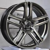 Roda de alumínio F86378 da qualidade de confiança -- Bordas de 1 roda da liga do carro