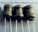 Inductance de puissance à bobine bobine bobinée radiante avec RoHS