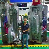 Muffa di plastica della parte automatica di Bamper con buona qualità per esportare