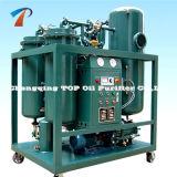 Macchina residua descritta della raffineria dell'olio lubrificante dell'olio della turbina