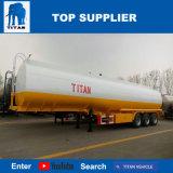Welle des Titan-Edelstahl-Öltanker-halb Schlussteil-4 66000 Liter Tanker-Schlussteil-