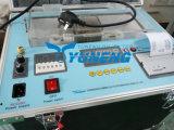Essai diélectrique complètement automatique 100kv réglé de pétrole de transformateur de pétrole