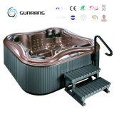 Neuer Entwurfs-freistehende Badewanne mit Fiberglas-Verstärkungsgesundheitlichen acrylsauerwaren