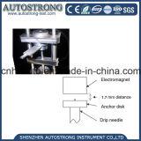 Segurança IEC60598-1 eletrônica padrão que segue o equipamento de teste do deslocamento predeterminado