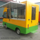 Kiosque alimentaire Mobile Mobile Fryer panier alimentaire