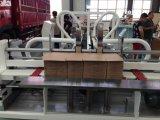 Machine van Gluer van de Omslag van het Karton van de hoge snelheid de Automatische