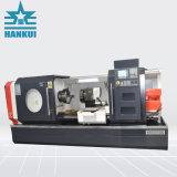 Flaches Bett CNC-Drehbank des besten Servomotors