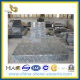 Het Monument en de Grafsteen van de Steen van het Graniet van China Juparana