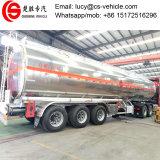3 осей 40000 литров топлива автоцистерны для продажи прицепа