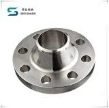 ANSI de cuello de la soldadura de acero al carbono brida para accesorios de tubería
