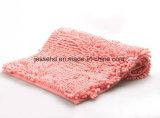 よい価格のMicrofiberのシュニールの浴室PVC床のマット