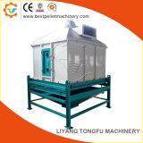 Деревянные радиатора системы охлаждения гранул машины промышленного противопоток охладителя