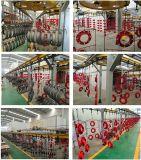 Montaggio di tubo ed accoppiamento dell'impianto idraulico per il progetto del sottopassaggio