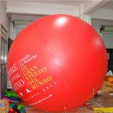 Opblaasbare Aangepaste Ballon met Druk