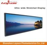 39 pouces ultra large de la publicité étirée Bar Media Player de signalisation numérique multimédia de réseau WiFi moniteur LED Affichage panneau LCD pleine couleur